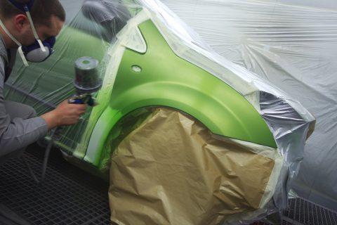 automotive paint restoration