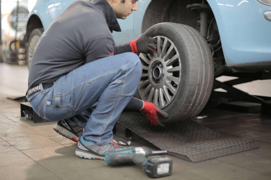 Car Wheel Maintenance